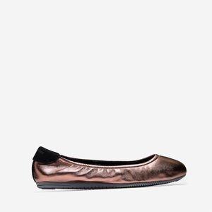 Cole Haan StudiøGrand Packable Ballet Flat: Meteor